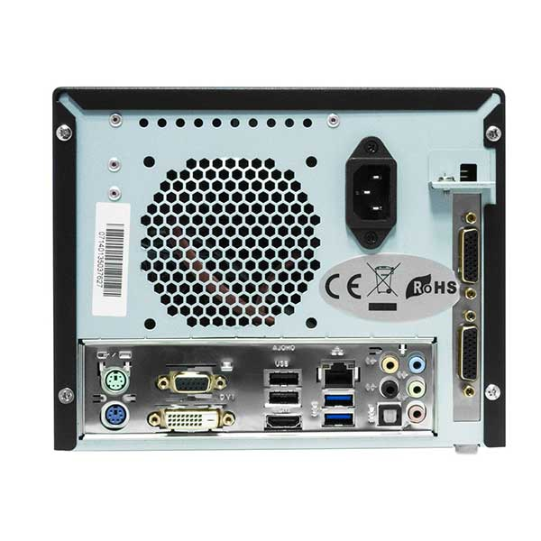 MiniNVR Hybrid 12 TRASSIR видеорегистратор - 1
