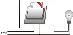 Matrix-IV HOTEL IronLogic контроллер энергосбережения - 1