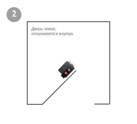 11630.60.2 CISA - Электромеханический замок - 1