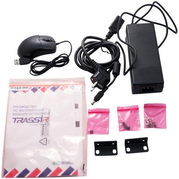 MiniNVR AnyIP 9 TRASSIR видеорегистратор - 2