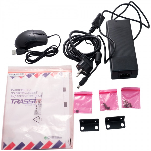 MiniNVR AnyIP 16 TRASSIR видеорегистратор - 2