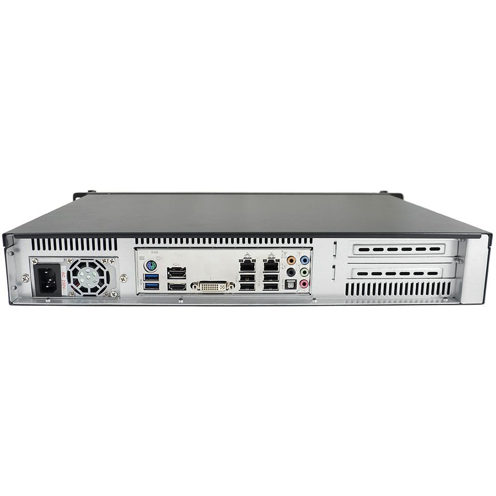 MiniNVR AnyIP 16 RE TRASSIR видеорегистратор - 1