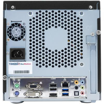 DuoStation Hybrid 32 TRASSIR видеорегистратор - 1