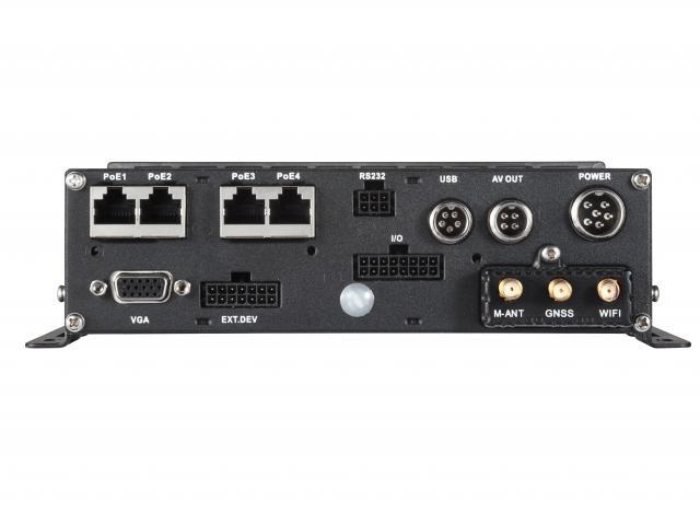 DS-M5504HNI Hikvision 4-х канальный IP-видеорегистратор - 1