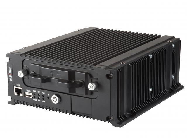 DS-MP7504 Hikvision 4-х канальный аналоговый видеорегистратор - 1