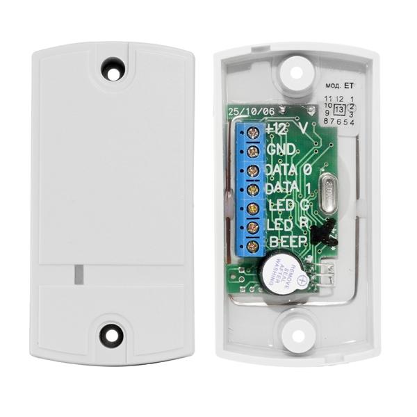 Matrix- II K IronLogic считыватель с встроенным контролером. - 3