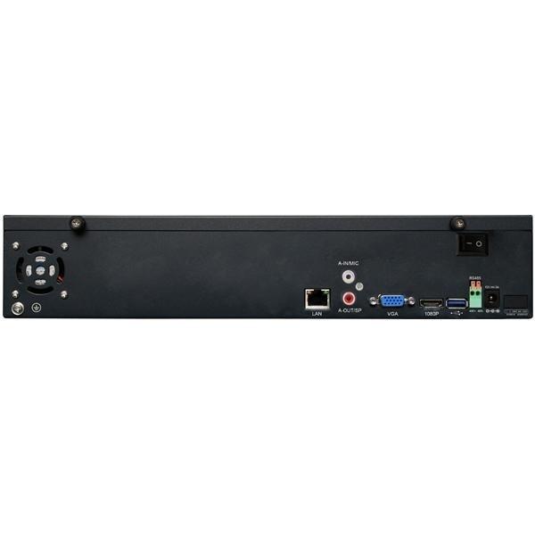 0125 BSP-NVR-2404-02 BSP Security видеорегистратор - 2