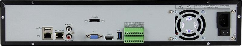 0155 BSP-NVR-6409-02 BSP Security видеорегистратор - 2