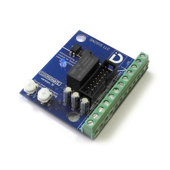 МСК Даксис - координатный блок сопряжения с гальванической развязкой - 1