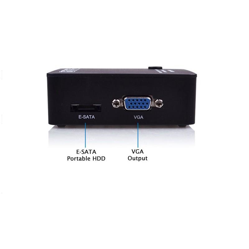 AX-N0808-mini AxyCam IP видеорегистратор на 8 каналов - 4