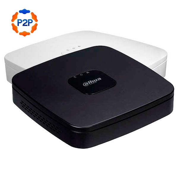 NVR1104W Dahua 4-канальный IP видеорегистратор - 1