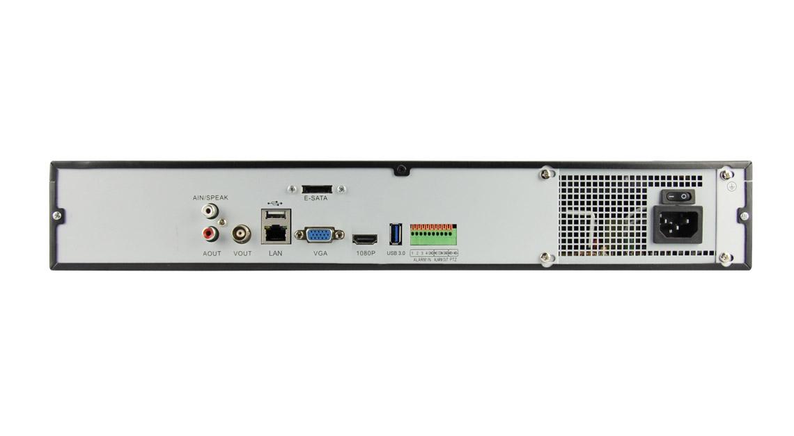 AX-N3636RH AxyCam 36 канальный IP видеорегистратор - 1