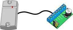 Matrix-II IronLogic RFID считыватель - 3