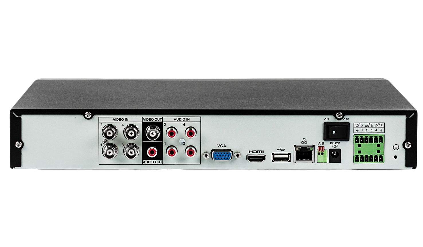 RVi-R04LB-PRO 4-х канальный цифровой видеорегистратор - 1